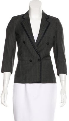Boy. by Band of Outsiders Pinstripe Wool Blazer $85 thestylecure.com