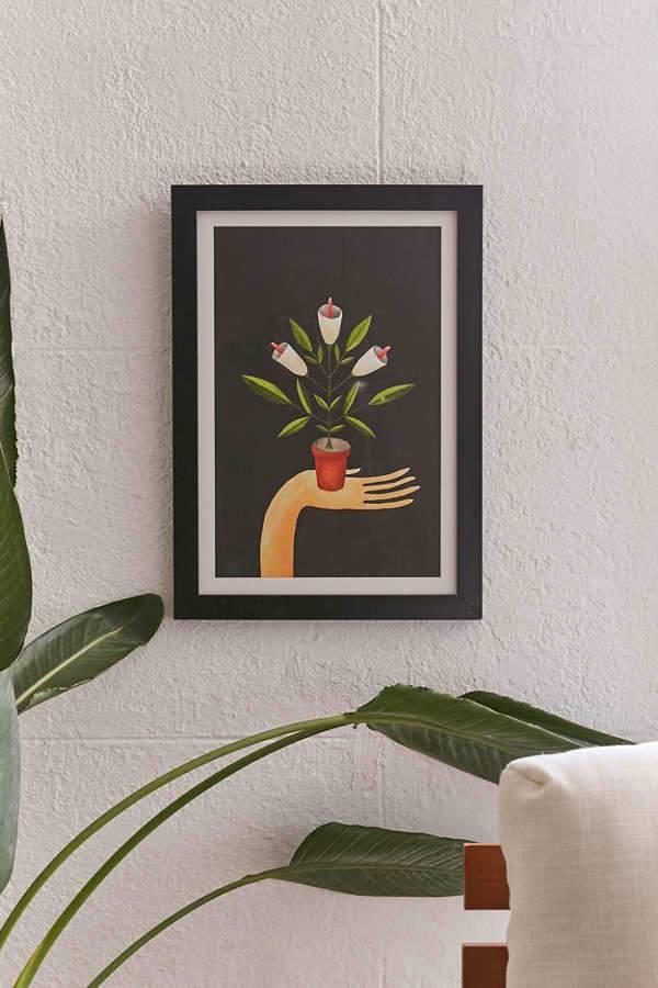 Zsalto Gift Art Print