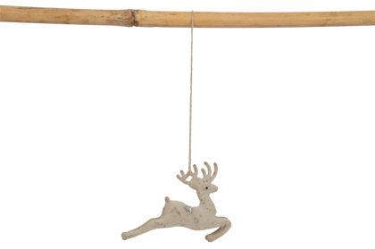 Tiny Deer Ornament