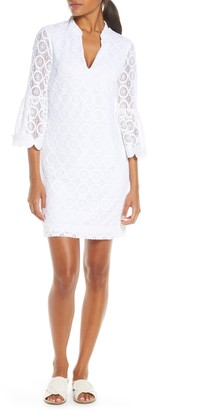 Lilly Pulitzer Zelle Lace Shift Dress