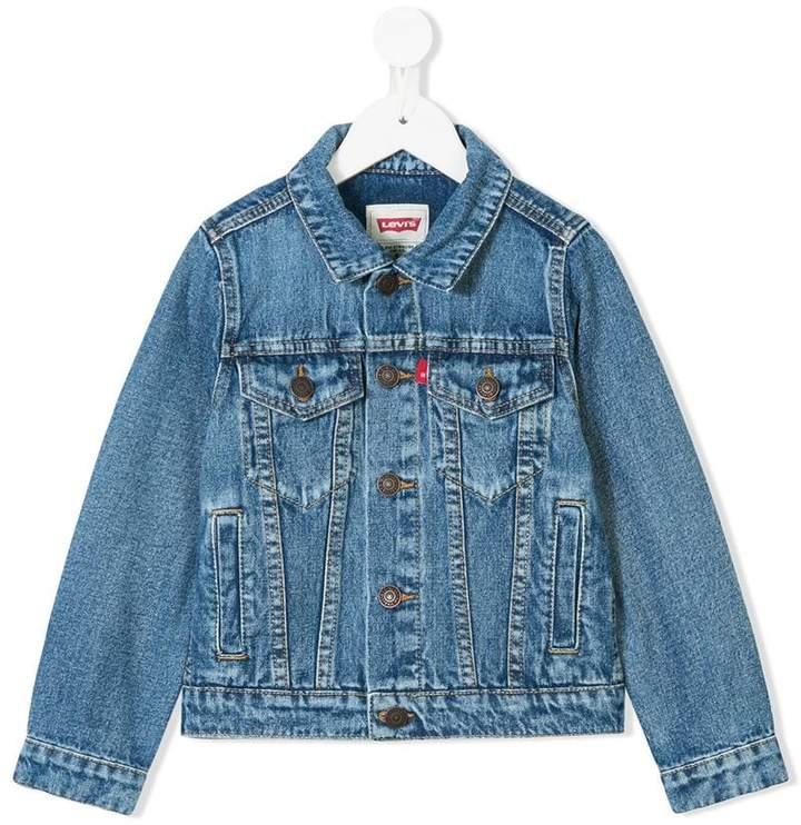 Kids classic denim jacket