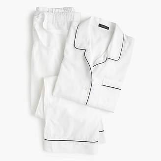 J.Crew Petite vintage pajama set