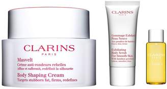 Clarins Masvelt Body 3-Piece Set