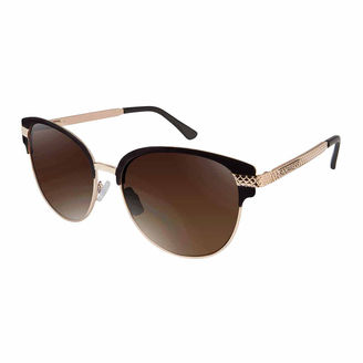 ROCAWEAR Rocawear Full Frame Cat Eye UV Protection Sunglasses-Womens $28 thestylecure.com