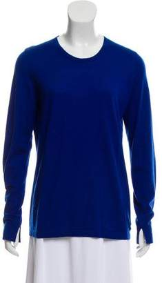 Loro Piana Long Sleeve Cashmere Sweater