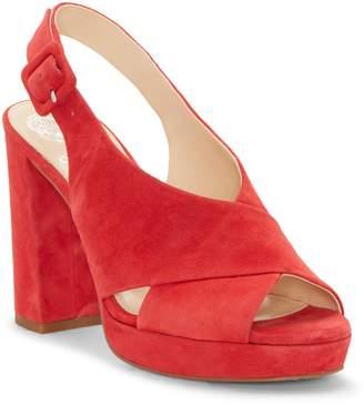 Vince Camuto Slingback Platform Sandal