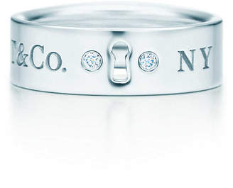 Tiffany & Co. Locks ring