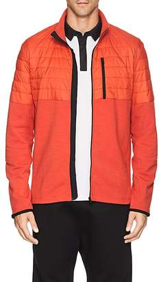 Aztech Mountain Men's Smuggler Quilted Fleece Jacket