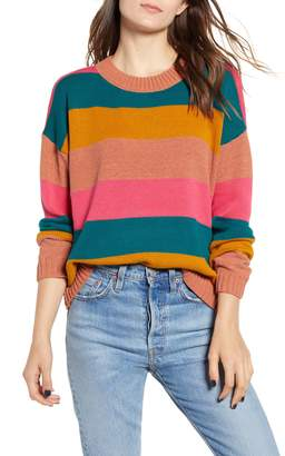 Billabong Bold Moves Stripe Sweater