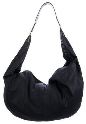 The Row Sling 19 Nylon Hobo