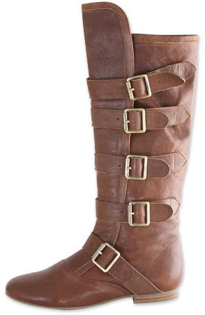Jeffrey Campbell Buckle Boot