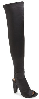 Women's Steve Madden Kimmi Over The Knee Boot $129.95 thestylecure.com