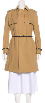 DSQUARED2 Knee-Length Trench Coat