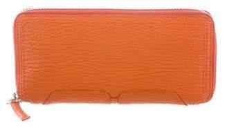 3.1 Phillip Lim Textured Leather Wallet