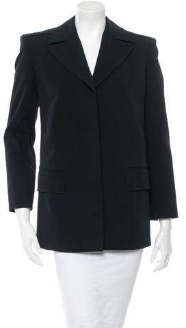 Gucci Fitted Notch-Lapel Jacket