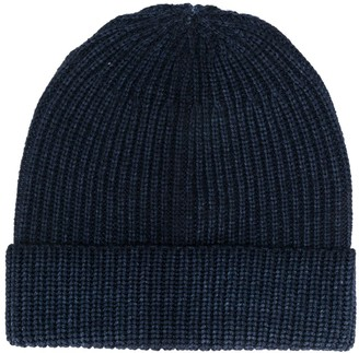 Altea ribbed knit beanie hat