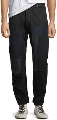 G Star G-Star Men's Arc 3D Tapered Patched Denim Jeans