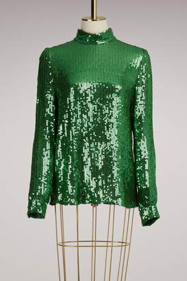 Vanessa Bruno Hena Blouse with sequins