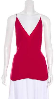 Dion Lee Sleeveless V-Neck Top w/ Tags
