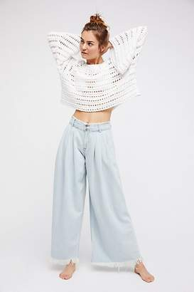 Embry Pleated Jean