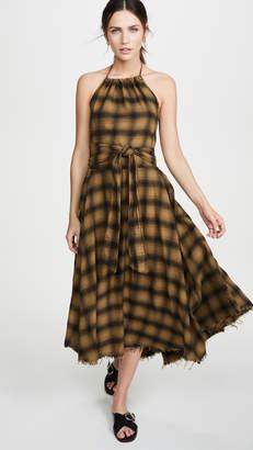 NSF Malia Tie Back Dress