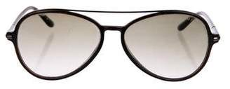 Tom Ford Ramone Aviator Sunglasses