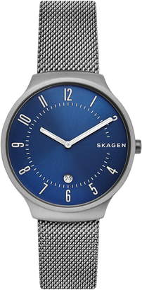 Skagen Grenen Mesh Strap Watch, 38mm