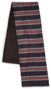 Lord & Taylor Varsity Stripe Scarf
