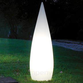 Standortfeste LED-Außendekolampe Kanpazar A