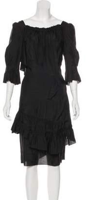 Marc by Marc Jacobs Silk Mini Dress w/ Tags