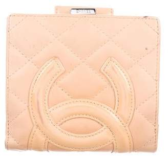 ad7a48a29cfe Chanel Ligne Cambon Compact Wallet