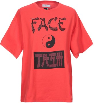 Facetasm T-shirts - Item 12308404US