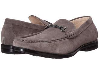 Stacy Adams Nesbit Moc Toe Braided Strap Slip-On Men's Slip on Shoes
