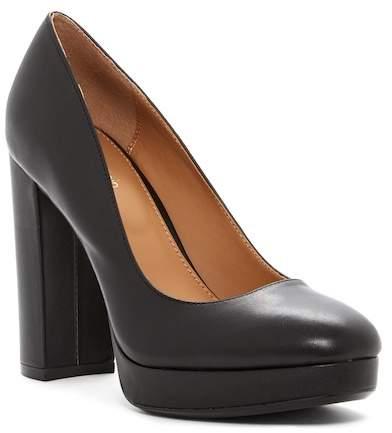 Calvin Klein Monika Platform Block Heel