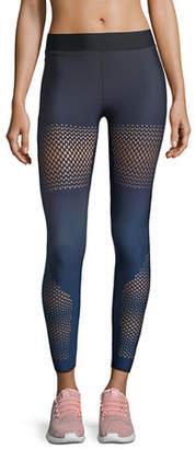 Ultracor Ultramesh Full-Length Leggings with Mesh Inserts