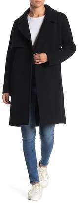 Andrew Marc Wool Blend Coat
