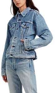 RE/DONE Women's Corset Levi's® Denim Jacket - Blue