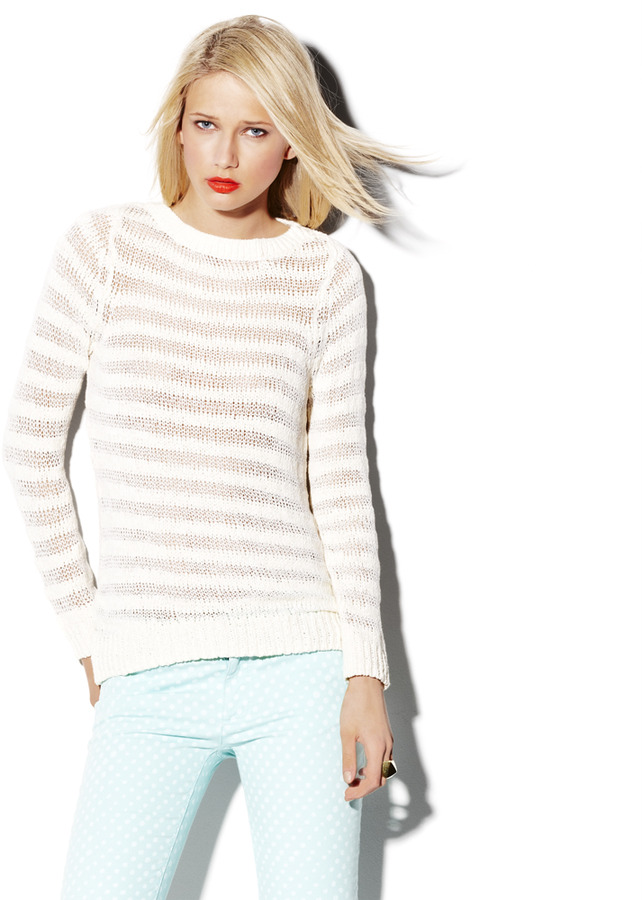 Vince Boatneck High Low Sweater