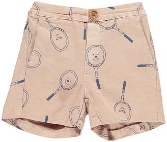 BOBO CHOSES Tennis Racket Shorts $69 thestylecure.com