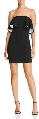 Aqua Double Face Scuba Popover Dress - 100% Exclusive