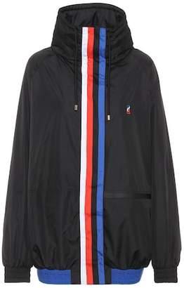 P.E Nation Back Up striped jacket