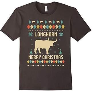 Longhorn Christmas T-Shirt