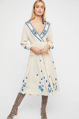 The Enchanted Forest Midi Dress