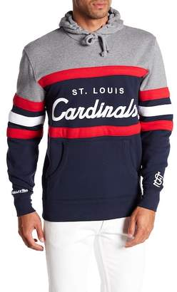 Mitchell & Ness MLB St. Louis Cardinals Head Coach Hoodie