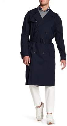 Vince Waist Belt Trench Coat