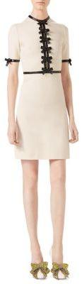GucciGucci Bow Jersey Dress