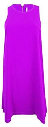 Rachel Roy Women's Feb Double Layer High Neck Dress