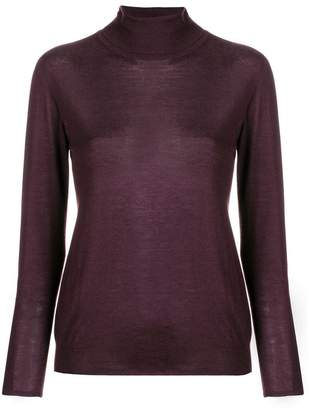 Lorena Antoniazzi cashmere turtleneck sweater