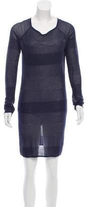 Alexander Wang Knit Sweater Dress