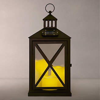 John Lewis Hartford Outdoor Lantern, Large